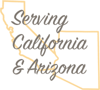 Serving California and Arizona